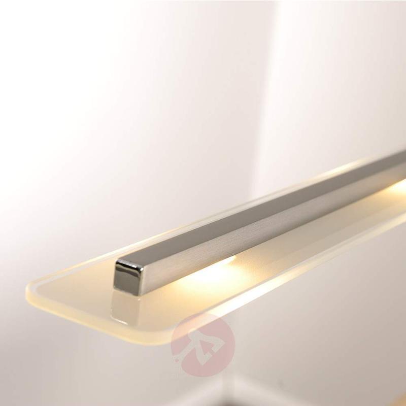 Mala LED Pendant Lamp made of Aluminium and Glass - Pendant Lighting