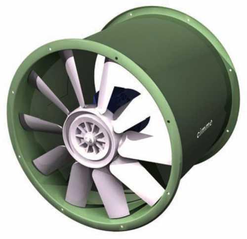 Gaf - Ventilateur Basse Pression Type Gaf - Transmission Directe - null