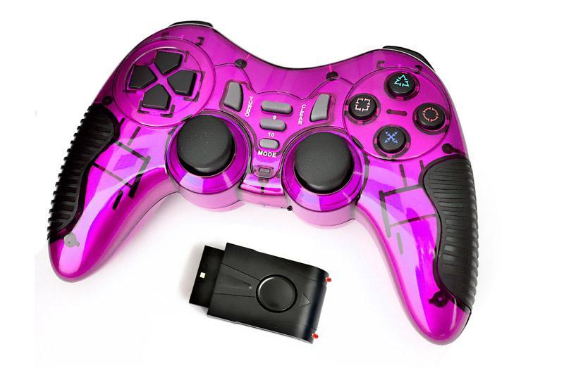 Wireless Gamepad For PS2 - STK-WA2021P