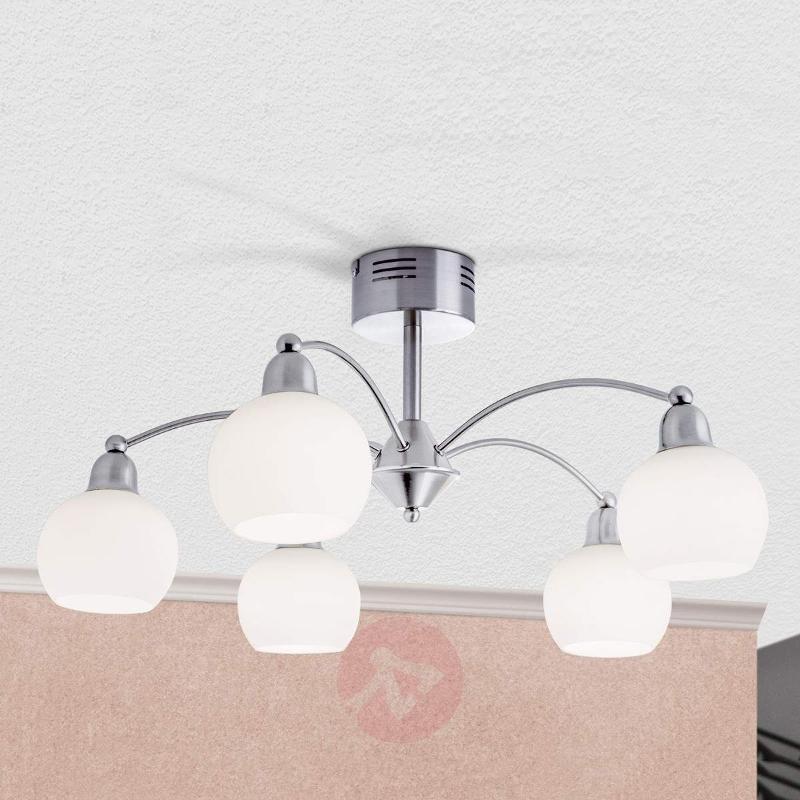 5-light LED ceiling lamp Ledion - Ceiling Lights
