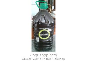 Huile olive vierge extra 5L Gualtaminos - Référence : 5HGUALTA5