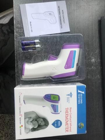 Body Thermometer Infrared Forehead Thermometer  -  Hot Sell Digital Digital Non Contact Infrared Forehead Thermometer