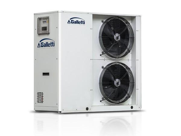 MCP - Pompe di calore polivalenti monoblocco - MCP 7 - 41 kW