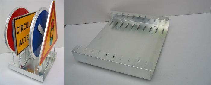 Mat riels de rangement r telier de rangement pour panneaux sodimar signali - Panneau de rangement ...