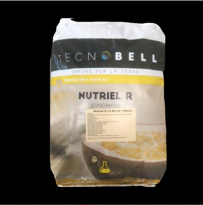 NUTRIEL R - Fertilizante hidrosolubles para fertirrigación