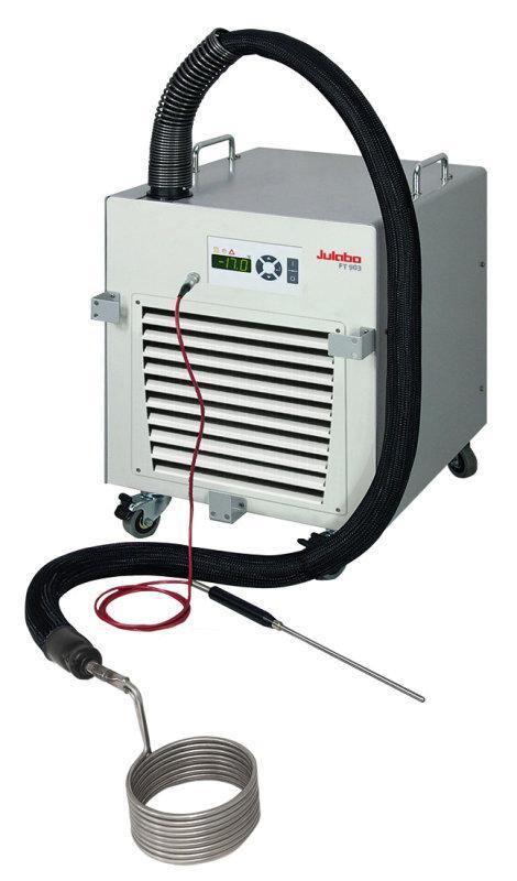 FT903 - Eintauchkühler / Durchlaufkühler - Eintauchkühler / Durchlaufkühler