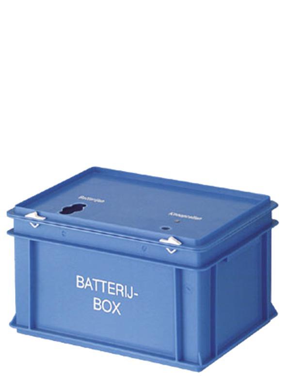 Accessoires & Pièces - Batterybox