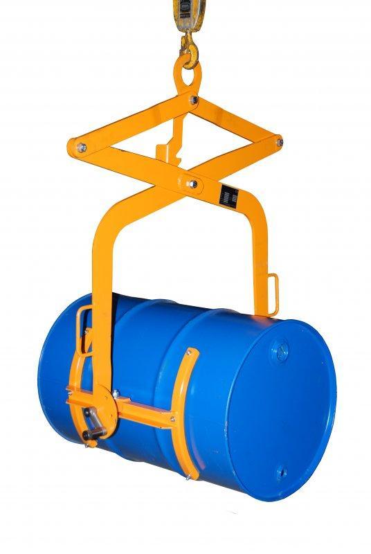 Retourneurs de fûts type FWZ - Pour lever et transporter en position verticale ou horizontale des fûts