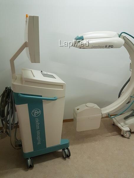 C-Bogen Ziehm Vision RFD - Röntgenanlage gebraucht kaufen und Geld sparen