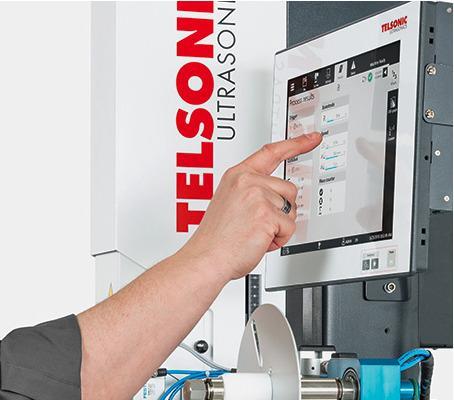 Krmilnik Telso®Flex za integratorje - Univerzalni krmilnik za profesionalno ultrazvočno tehnologijo spajanja