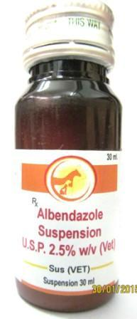 Albendazole Oral Suspension - Albendazole Oral Suspension