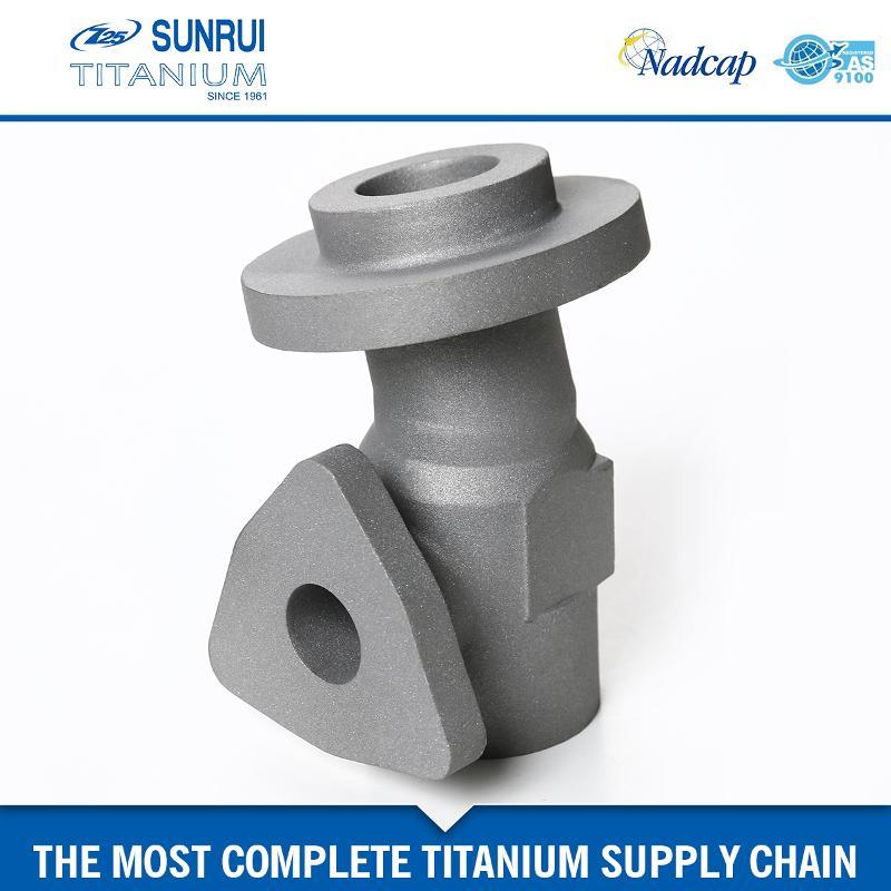 Titanium casting - JZ19-5