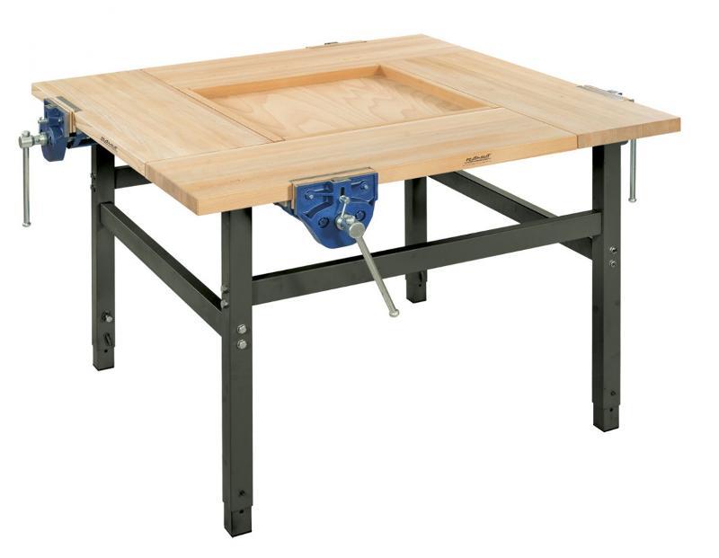 Hobelbänke SCHOOL Serie - Multi-box