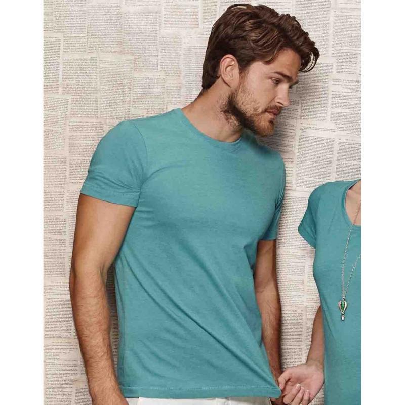 Tee-shirt homme ras de cou Luke - Manches courtes