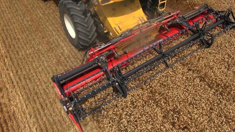 Grain System - PEQUEÑO EN CARRETERA GRANDE EN EL TRABAJO
