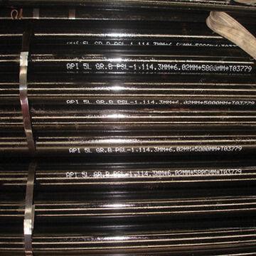 Carbon Steel Pipes API 5L GR. B X42 - Carbon Steel Pipes API 5L GR. B X42