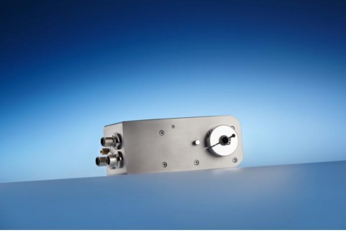 Positionierantrieb PSS 30x-8 - Positioniersystem mit IP 65 zur automatischen Formatverstellung in Maschinen