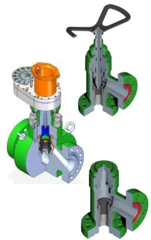 Choke Valves - Valves and Actuators