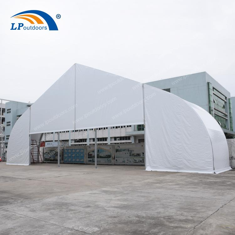 Almacenes industriales temporales, salas de deportes, tienda - Tiendas de aluminio para almacenes industriales temporales, salas de deportes y