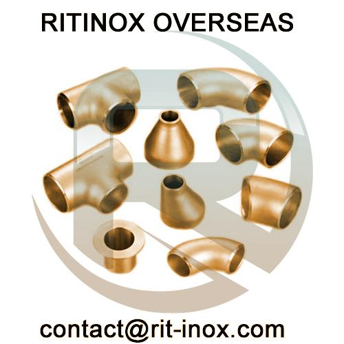 Copper Pipe Fittings -