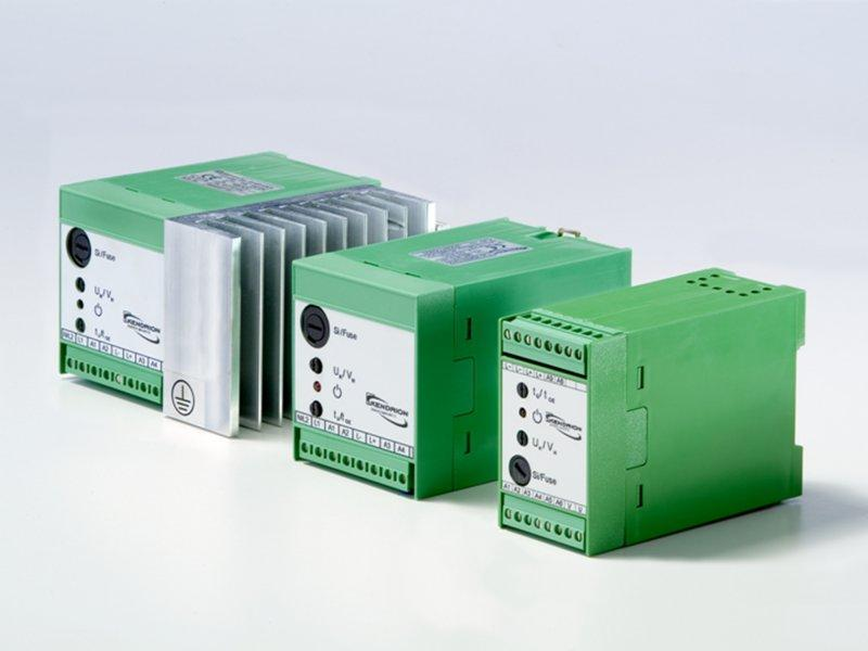 Rectifier - Power Line - Single-phase overexcitation rectifiers - powerful and variable