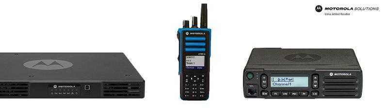 Mobile Radios - MOTOROLA