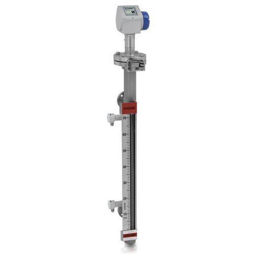 BM 26 W - Oil level indicator / magnetic / direct-reading / 40 - 120 bar / 200 - 300 °C