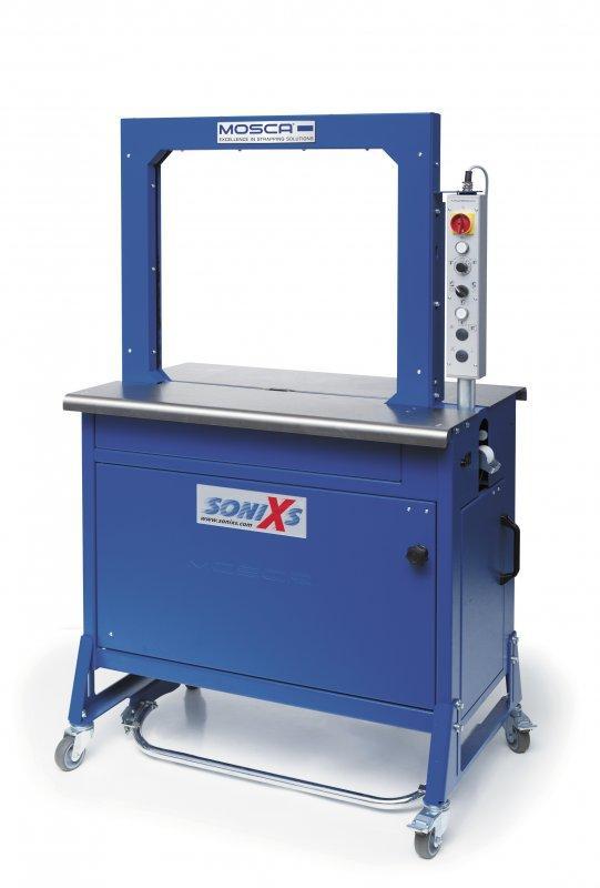 Evolution SoniXs MP-6 T - Machine cercleuse automatique de table