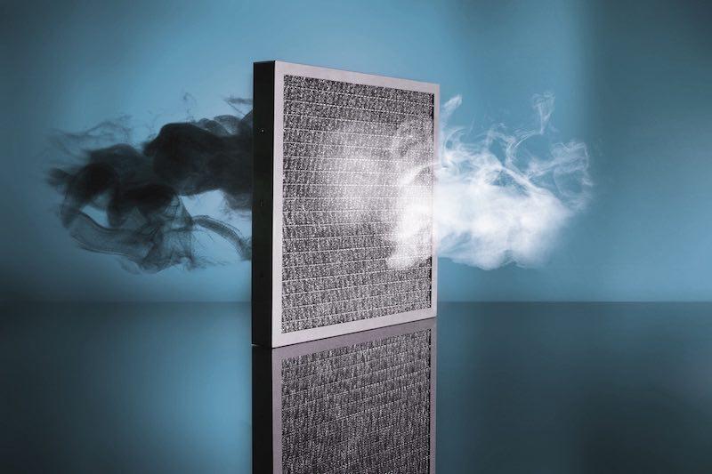Filterplatten / Flammschutzfilter