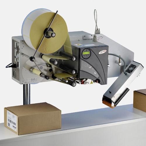 Applicateur LA-SO - applicateur pour étiqueteuse automatique / swing-on / Solution complète