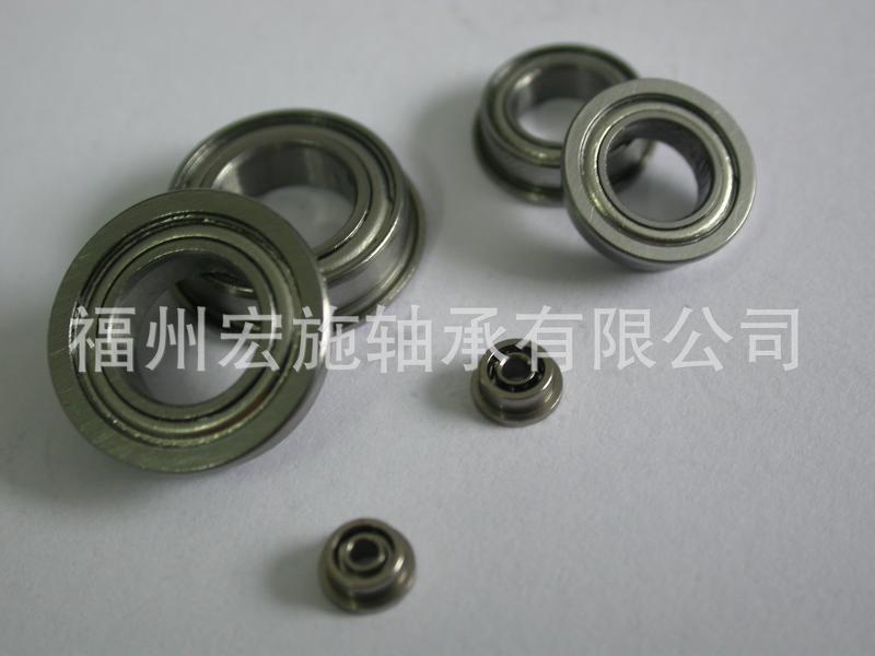 Miniature Ball Bearing - F698ZZ-8*19*6