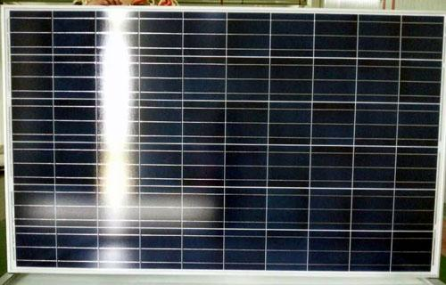 Panel solar polivinílico 250w