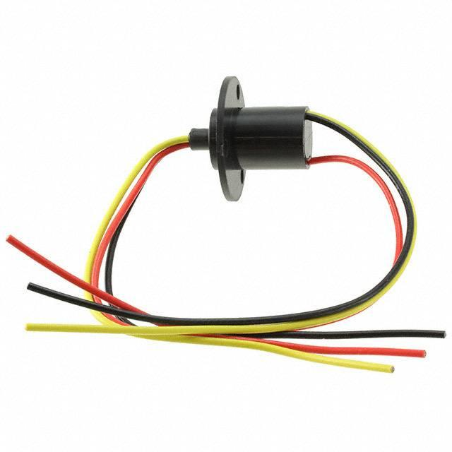 SLIP RING - 3 WIRE (10A) - SparkFun Electronics ROB-13063