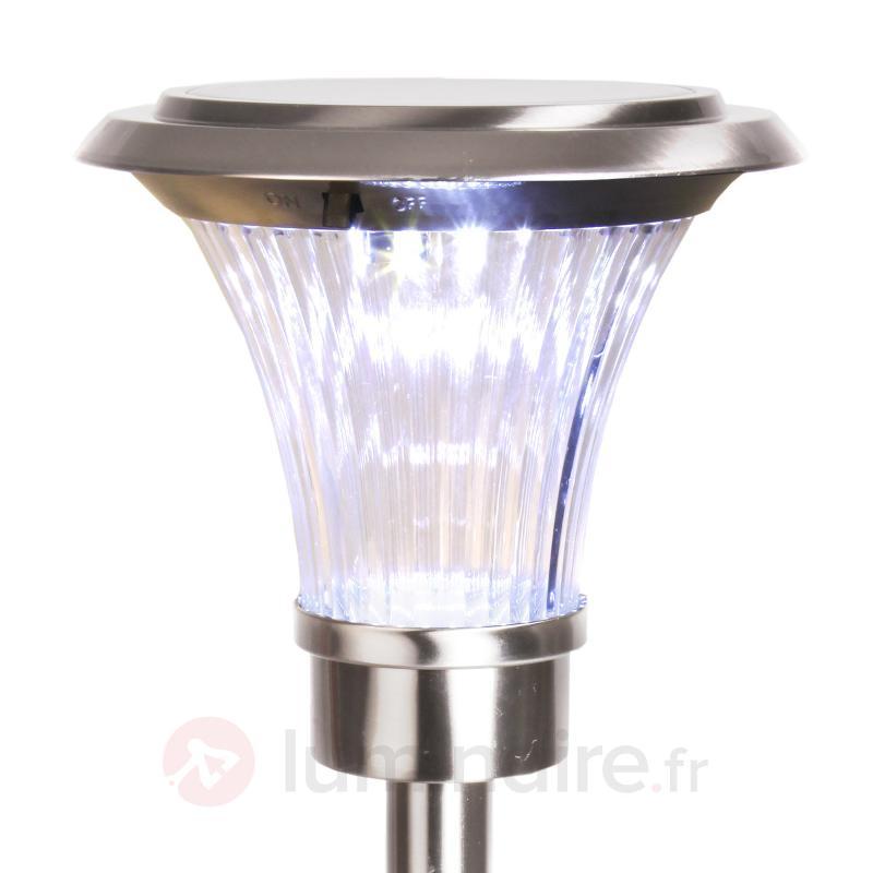 Lampe LED à piquet solaire Sunny - Lampes solaires décoratives