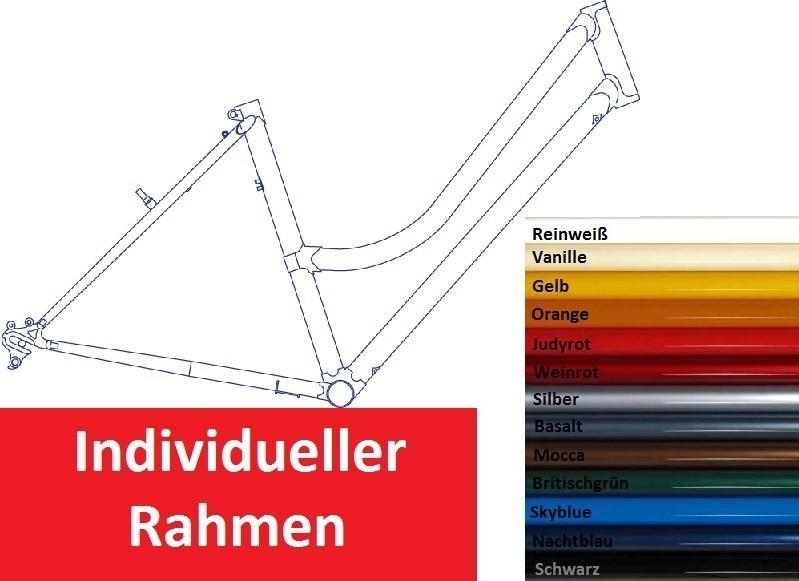 """Rahmen-Set - Rahmen-Set 26"""" CrMo R65"""