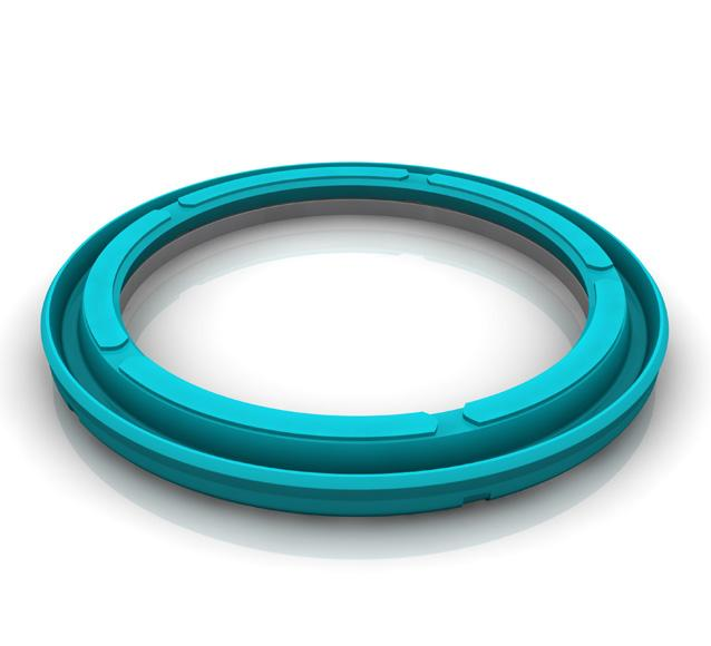 Rod Seals - Zurcon® Buffer Seal