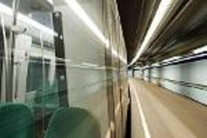 Vidrio locomotor -