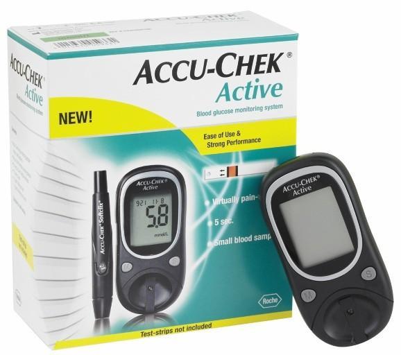 Glucometer - Accu-chek Active Glucometer