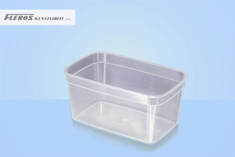 Rectangular bowls - SR 1.001 rectangular bowl