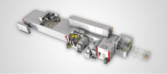 Robot Coating Machine -