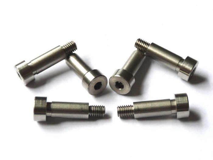 Turned Parts Threaded  - Custom Threaded Turned parts,Threaded Parts from Stainless Steel, Brass,Aluminum