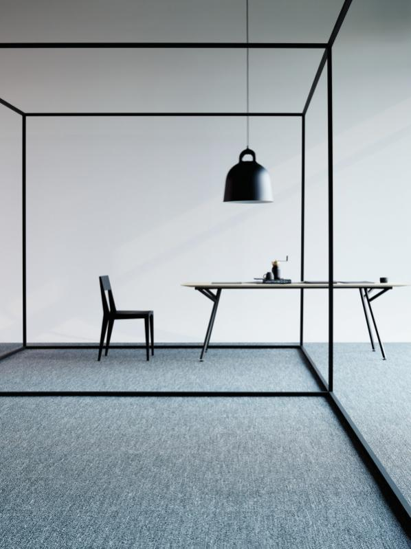 Twist 600 - Tile - Alive, effective and yet homogeneous.