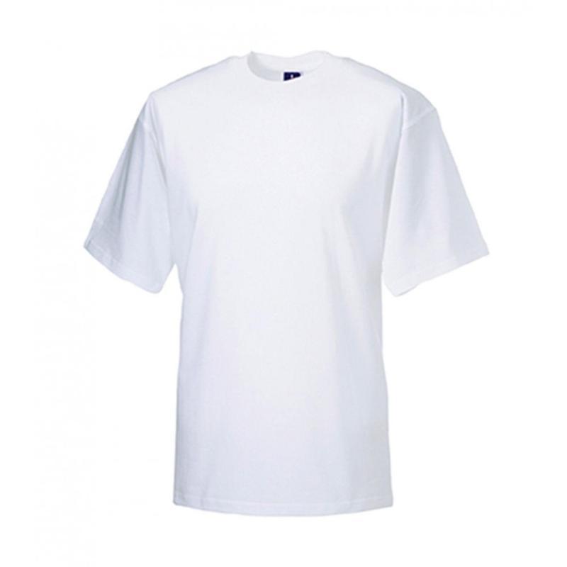 Tee-shirt renfort épaules - Manches courtes