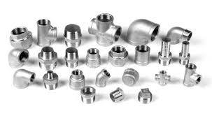 Stainless Steel Screwed Fittings - Stainless Steel Screwed Fittings