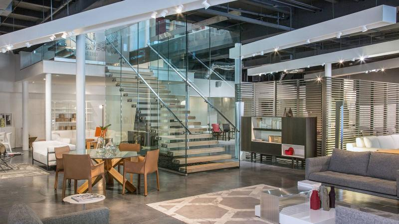 Commercial stairs - Mistral commercial