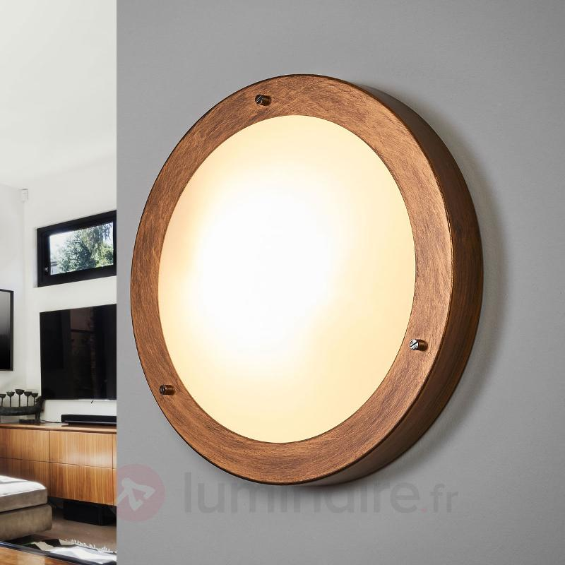 Applique basse conso ronde BOAT, diam. 31 cm - Salle de bains et miroirs