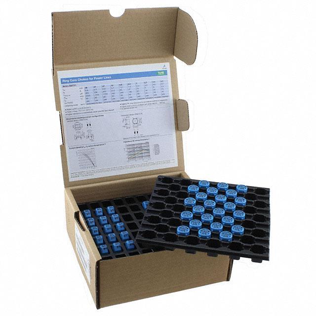 KIT CHOKE POWER LINE RING CORE - EPCOS (TDK) B82721X0001