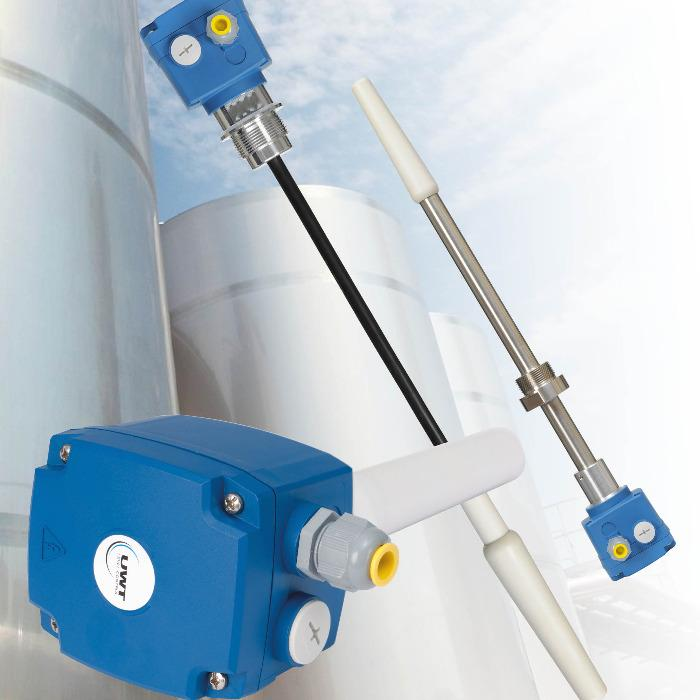 Mononivo® MN 4000 - Chave de nível vibratória - Sensor de máximo, mínimo - Extremamente compacto - eixo a partir de 160m