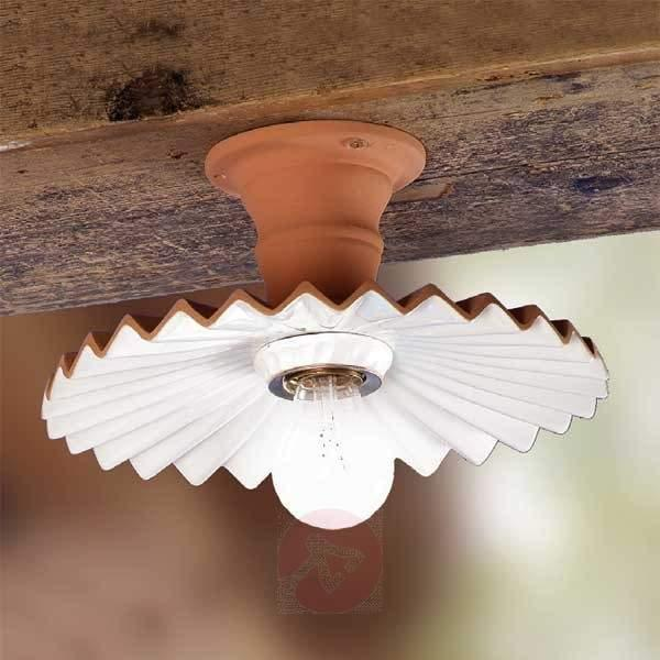 ARGILLA ceiling light in a country house style - Ceiling Lights