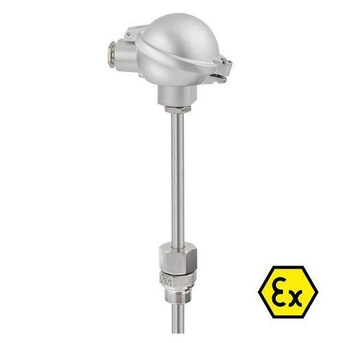 OPTITEMP TCA-TS35 - Sonde de température à résistance / à thermocouple / filetée / IP68